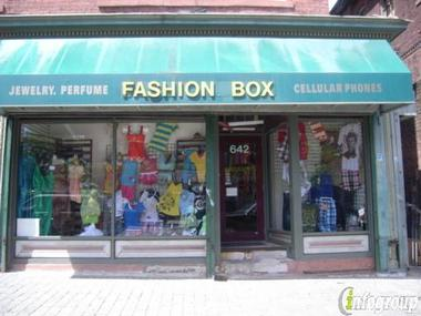 Fashion Box Ltd