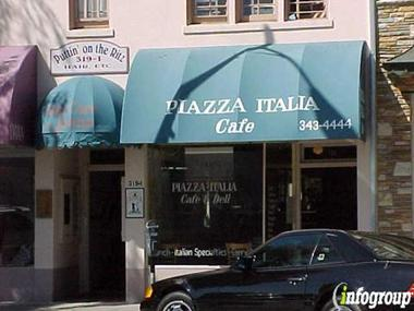 Piazza Italia Cafe