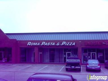 Roma Pasta &amp; Pizza