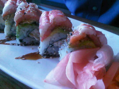 Blu Sushi Grill and Seafood Bar
