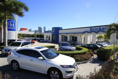 Brickell Honda