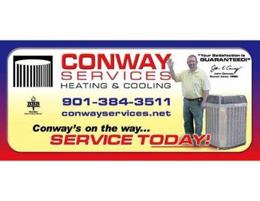 Conway Services Heating, Cooling And Plumbing