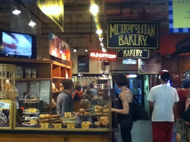 Metropolitan Bakery