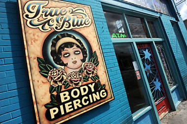 True Blue Tattoo-Body Piercing