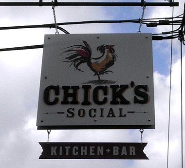 Chick&#039;s Cafe &amp; Wine Bar Inc