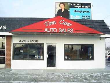 Cater Tom Auto Sales