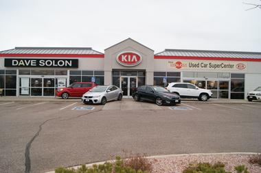 Dave Solon Kia