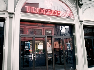Trocadero Theatre