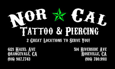 Norcal Tattooing & Piercing