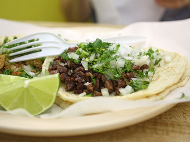 Tacos That Make You Wanna Scream Aye Ai Ai!