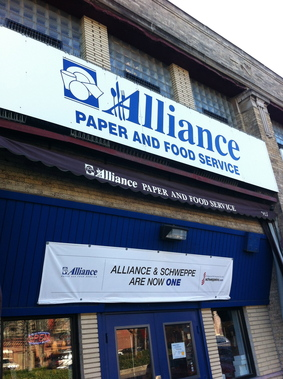 Alliance Paper & Food Svc