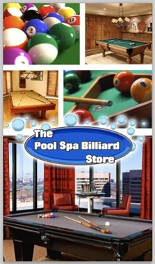 Pool the Spa Billiard Store