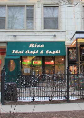 Rice Thai Cafe