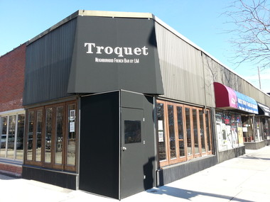 Troquet