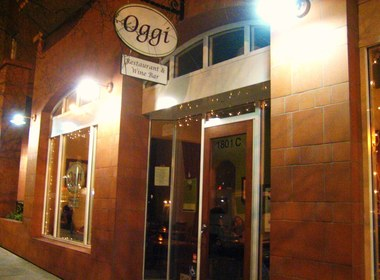 Oggi Restaurant & Wine Bar