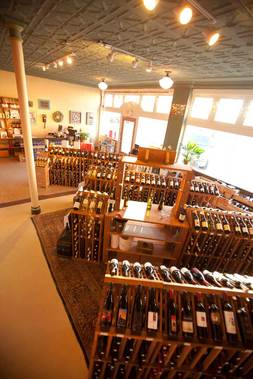 Parker's Table Wine & Food Shp