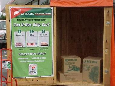U-Haul Moving & Storage