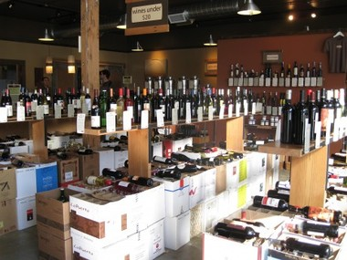 Most Strategic Spots to Ride Out World War Z, aka, Portland's Top Wine Shops