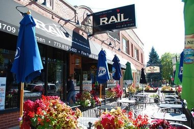 The Rail Bar