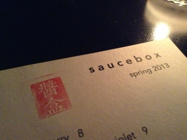 Saucebox Cafe & Bar