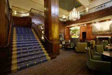 The Heathman Hotel