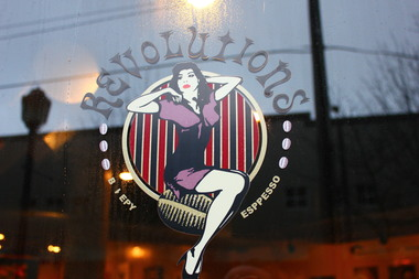 Revolutions Espresso