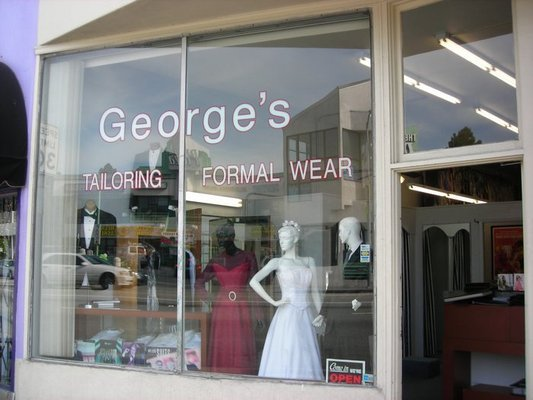 George's Bridal & Formal Wear