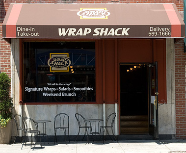 Wrap Shack on the Square